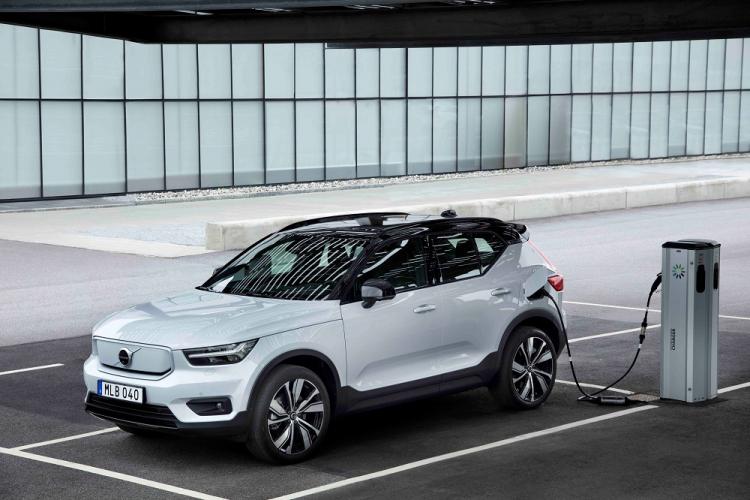 Com prioridade na sustentabilidade, Volvo lança no Brasil o seu SUV 100% elétrico