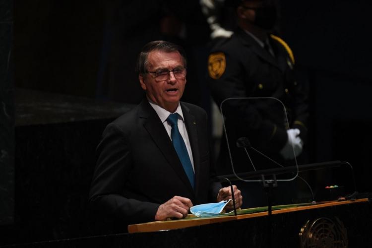Veja a íntegra do discurso do presidente Jair Bolsonaro na Assembleia-Geral da ONU