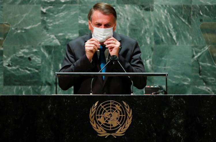 Governo comemora discurso de Bolsonaro na ONU; oposição faz duras críticas
