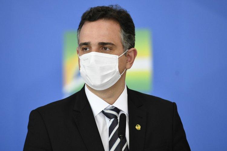 Rodrigo Pacheco afirma que Senado está disposto a votar reforma do Imposto de Renda ainda em 2021