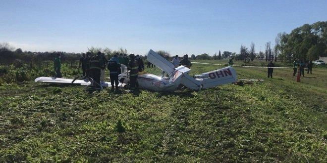 Queda de avião perto de Buenos Aires deixa dois mortos