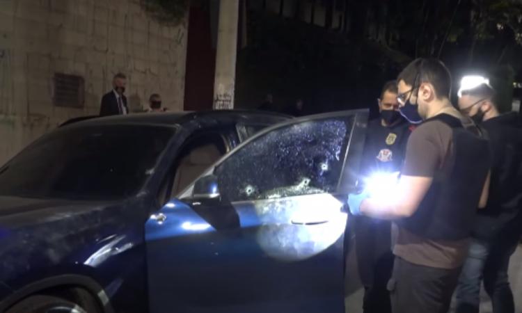 Subsecretário de segurança pública de Jandira é baleado em Barueri, na Grande SP