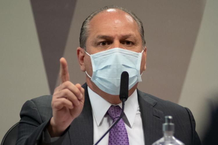 'Não havia irregularidades quando saí da Saúde', diz Ricardo Barros sobre operação da PF