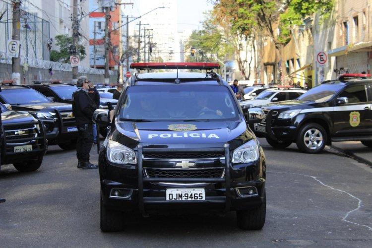 Polícia Civil prende mais de 330 pessoas por roubos de celulares em São Paulo