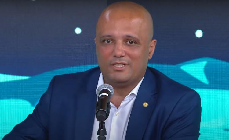 Major Vitor Hugo critica fusão do PSL com o Democratas: 'DEM não apoia Bolsonaro'