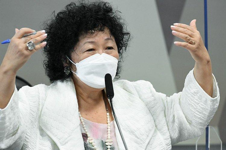 Nise Yamaguchi nega ter relações com a Prevent Senior e diz que não elaborou 'tratamento precoce'