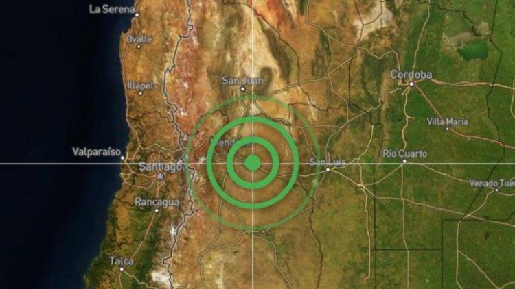Terremoto de 5,2 graus é registrado na Argentina