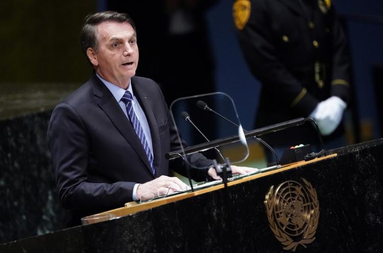 Bolsonaro deve demonstrar solidez de políticas sustentáveis na ONU, dizem especialistas