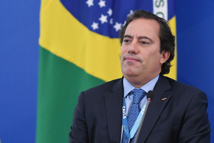 Pedro Guimarães, presidente da Caixa, anuncia que testou positivo para Covid-19