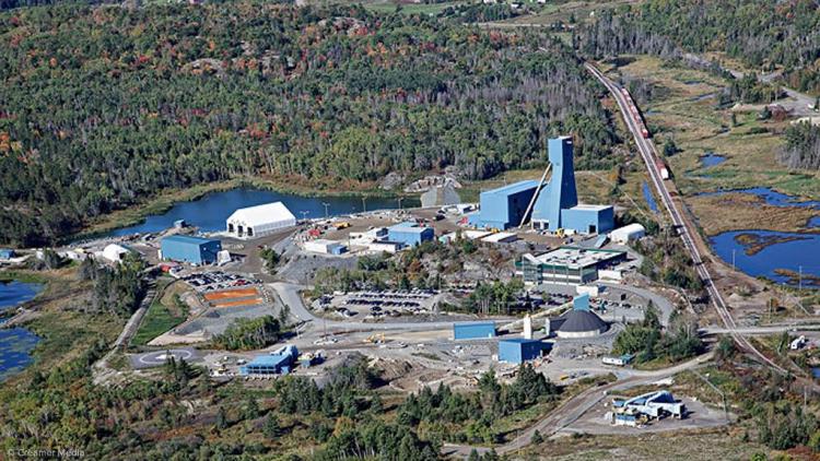 Trabalhadores são resgatados após quase dois dias presos em mina da Vale no Canadá